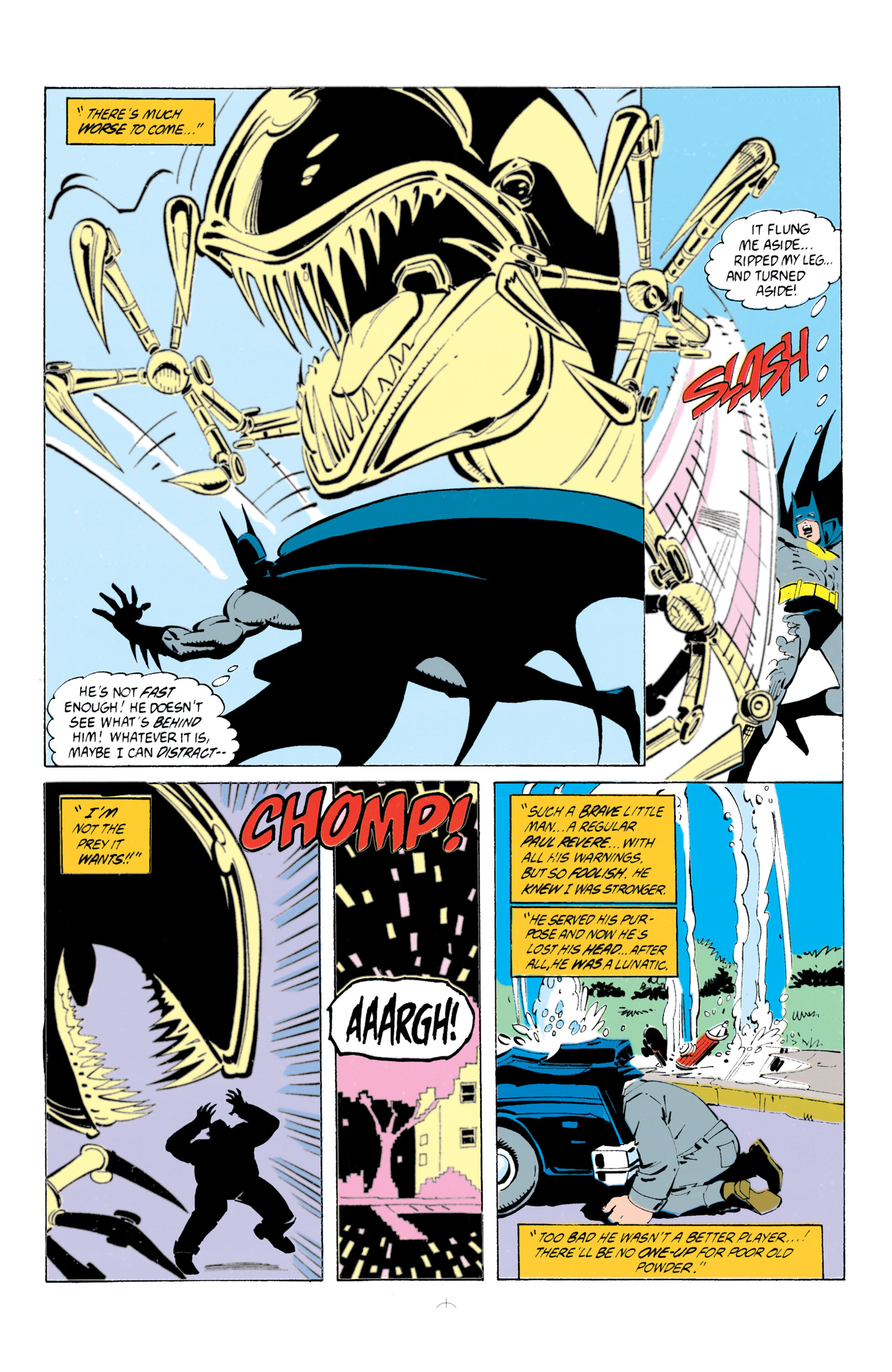 Detective Comics (1937) 635 Page 9
