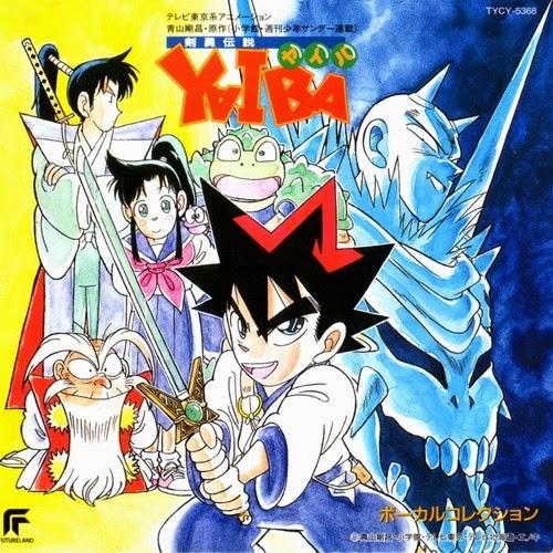 Kiếm Sĩ Yaiba - Kenyuu Densetsu Yaiba VietSub (2010)