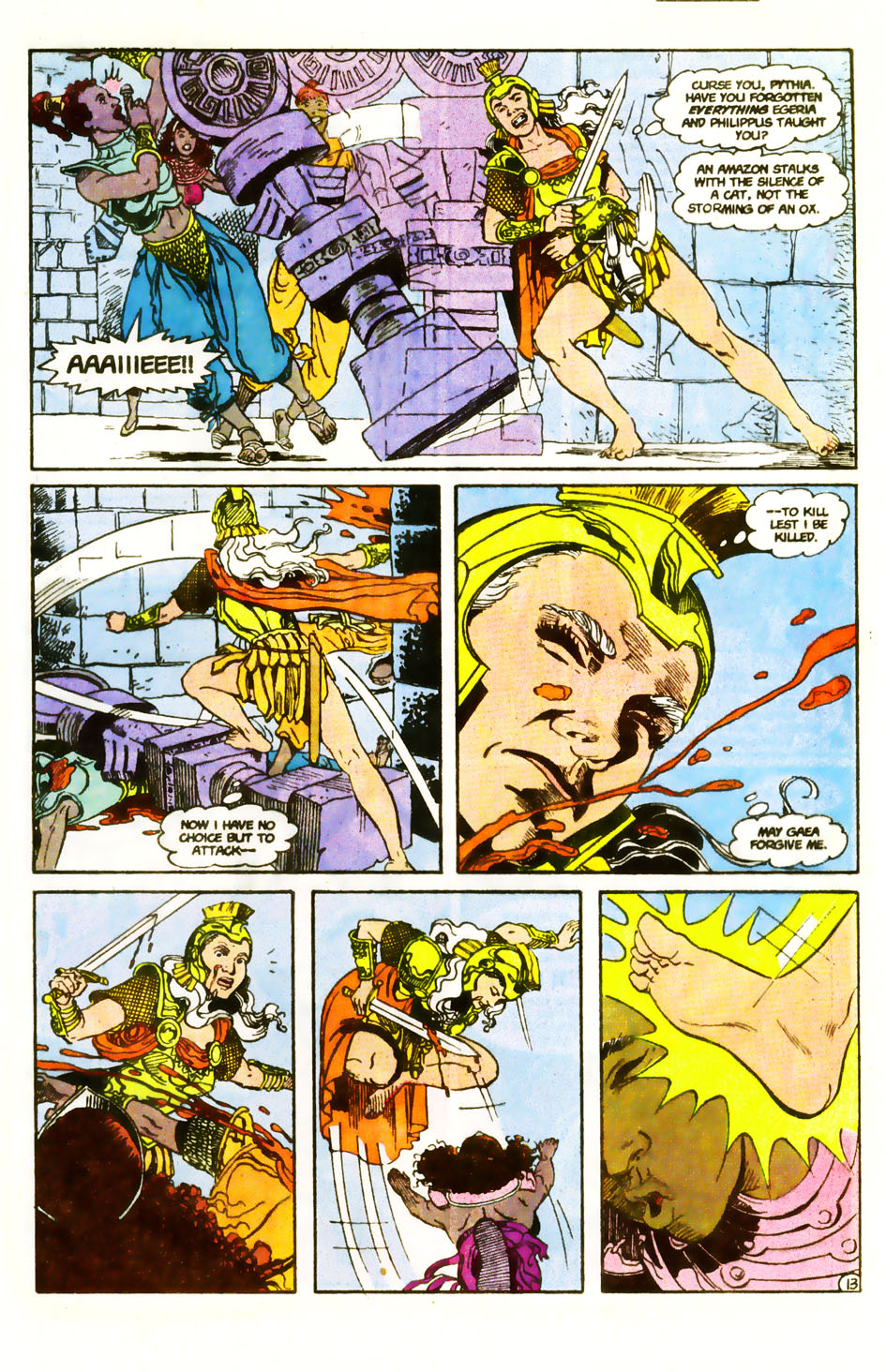 Read online Wonder Woman (1987) comic -  Issue #59 - 15