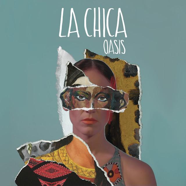 La Chica Belleville : Oasis art cover