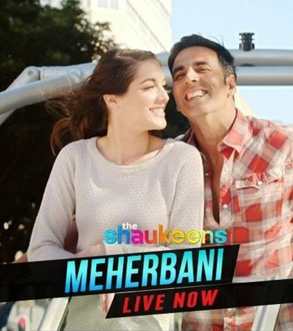 Meherbani Chords - The Shaukeens