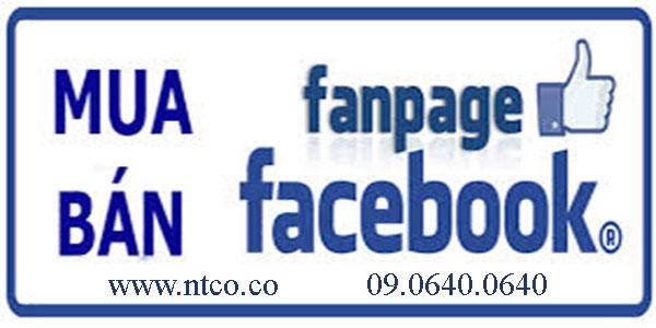 Chi phi mua fanpage facebook hien nay