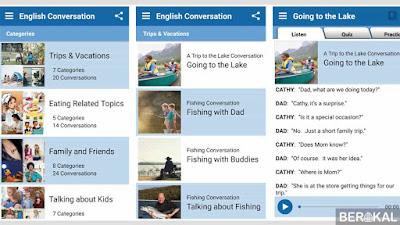 10+ Aplikasi Belajar Bahasa Inggris Offline Terbaik Saat ini