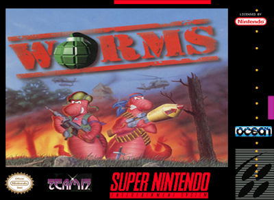 Rom de Worms - SNES - Em Português - Download