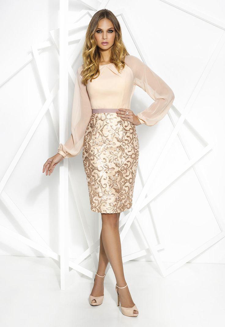 Vestidos para coctel moda 2019
