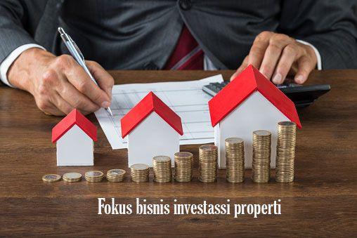 bisnis investasi properti
