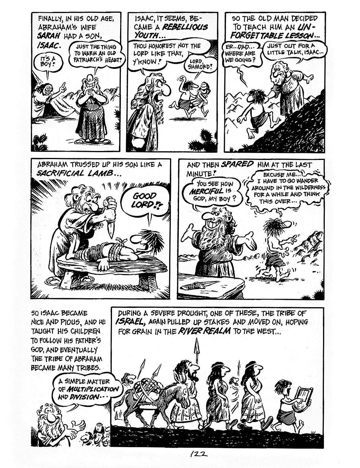 Read online The Cartoon History of the Universe comic -  Issue #3 - 22