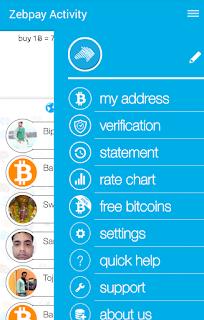 zebpay free bitcoins