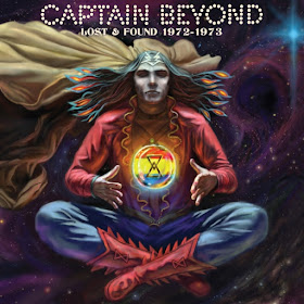 Captain Beyond's Lost & Found 1972-1973