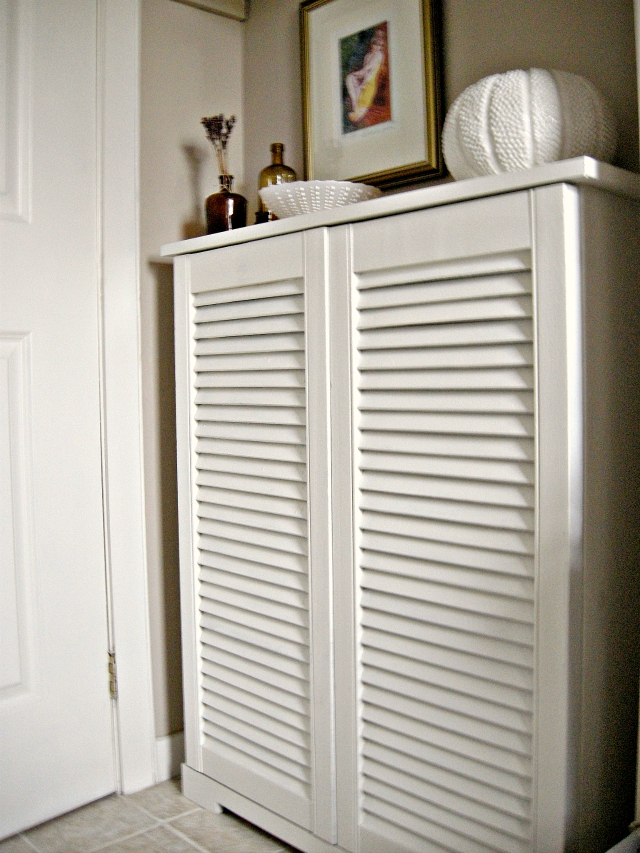 Designing Home: What to do with louvered doors