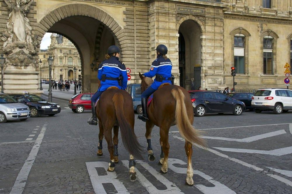 Lo que todos detestan de la policía en Francia