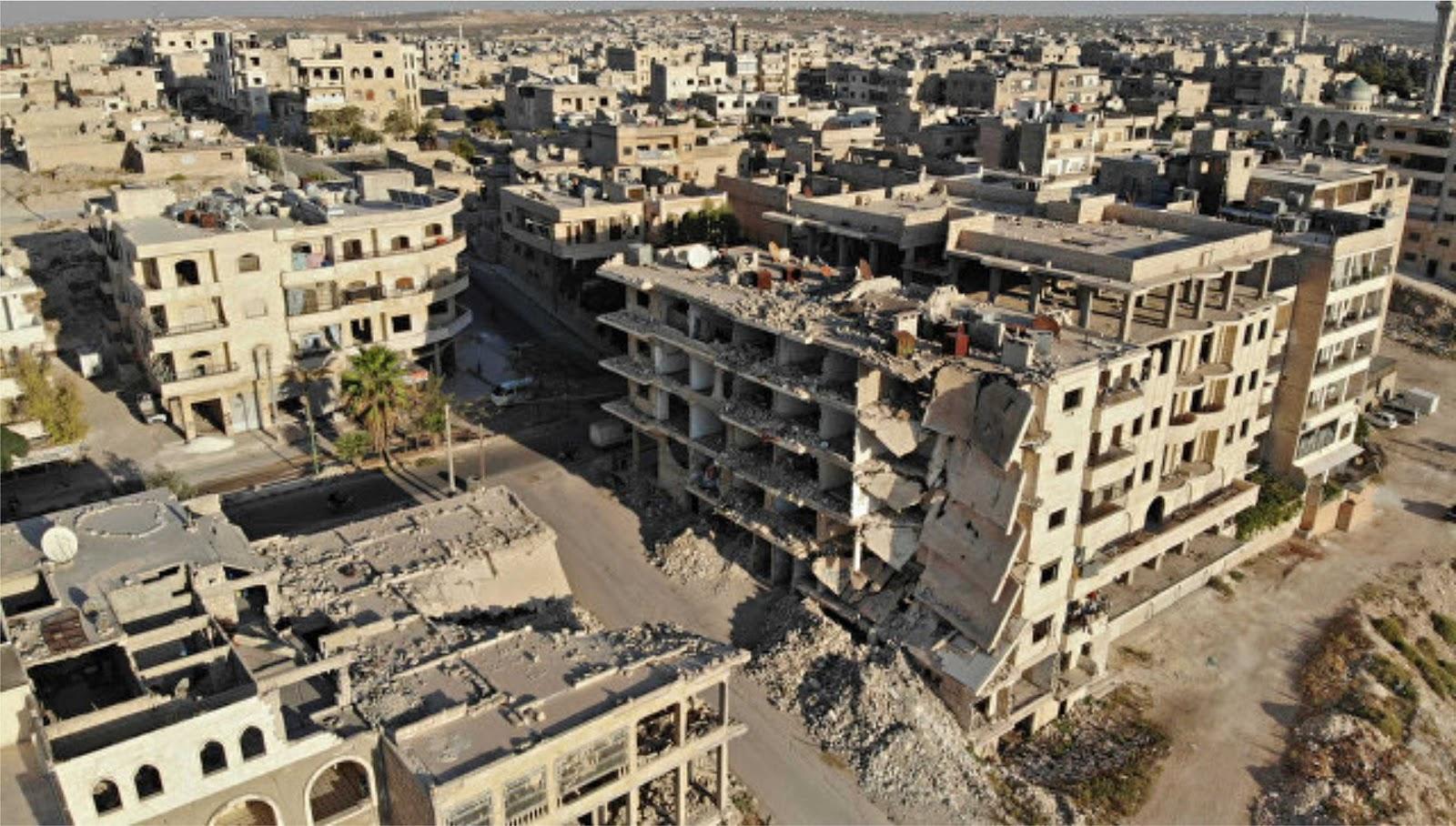 Jerman telah menghabiskan hampir 49 juta euro untuk membantu oposisi di Idlib