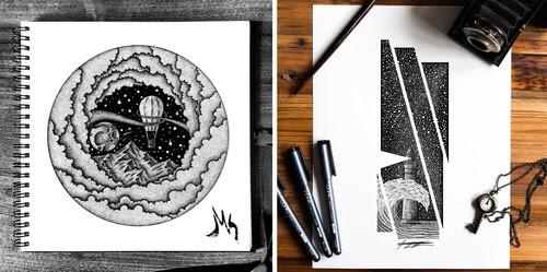 00-Precise-Drawings-artymoik-www-designstack-co