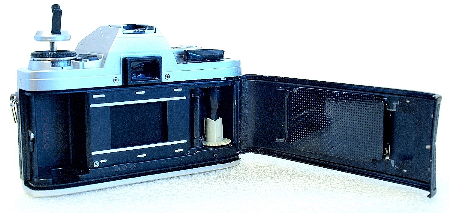 Minolta X-370 (Chrome) Body #782