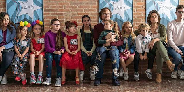 'Padre no hay más que uno', la nueva comedia de Santiago Segura, ya tiene tráiler