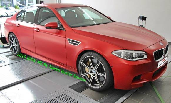 2016 BMW M5 By Speed Buster Review