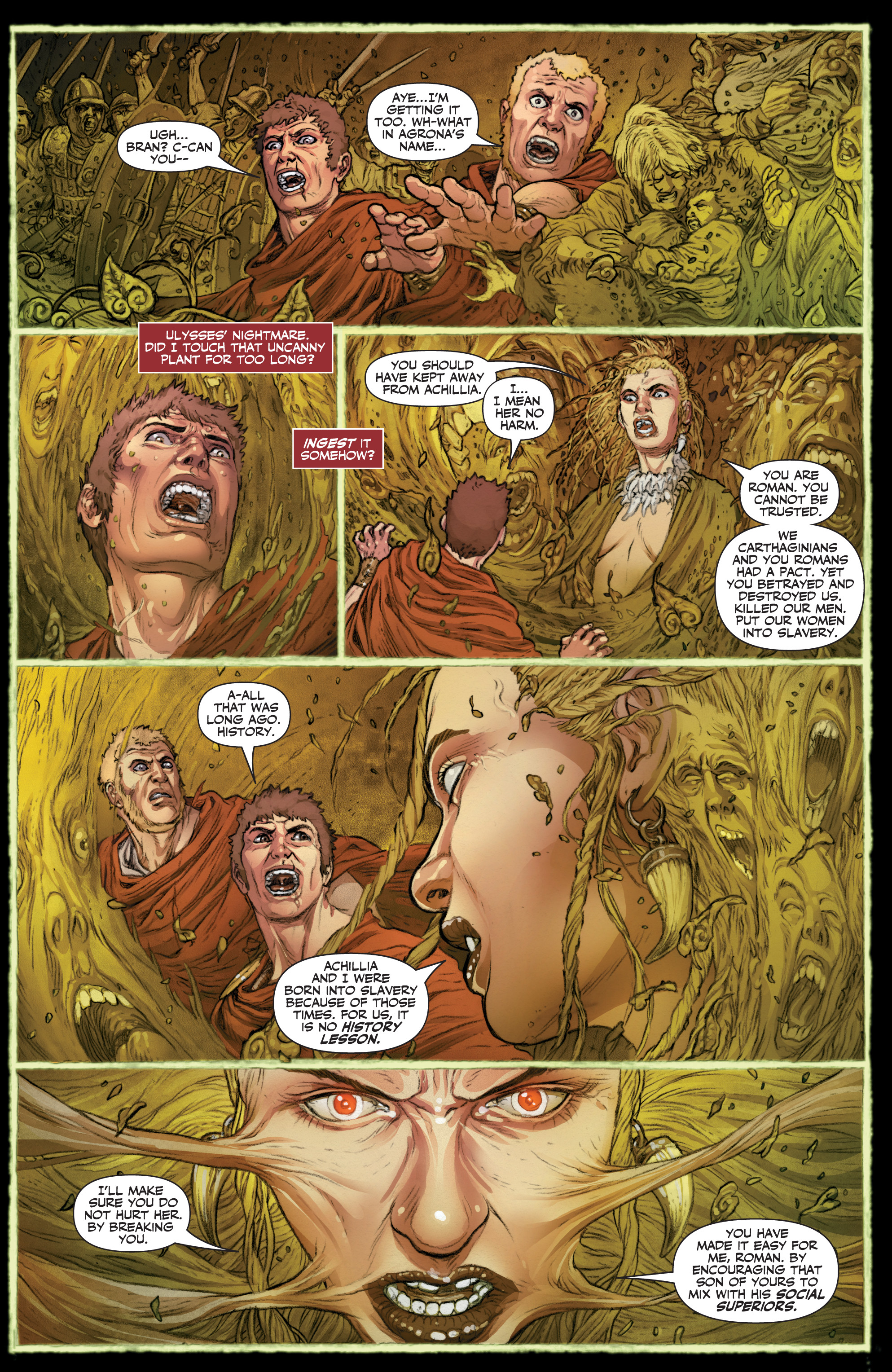 Read online Britannia: We Who Are About To Die comic -  Issue #3 - 23