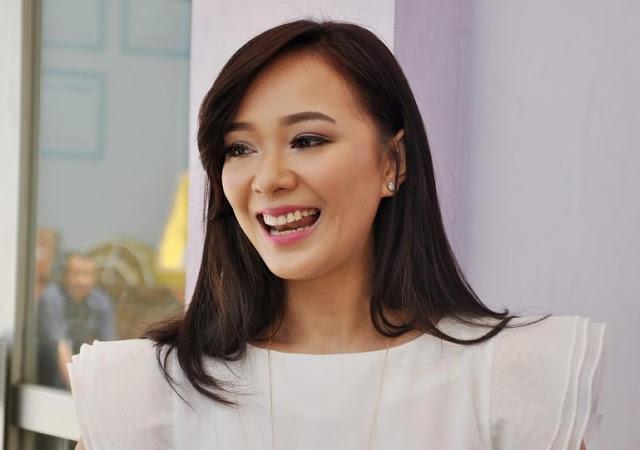 Sandra Dewi Dilamar, Yuanita Christiani Baper