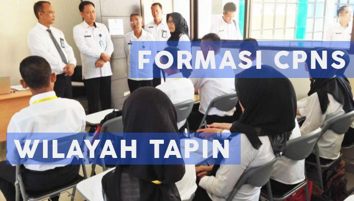 Formasi CPNS 2018 Untuk Wilayah Kabupaten Tapin dan Sekitarnya