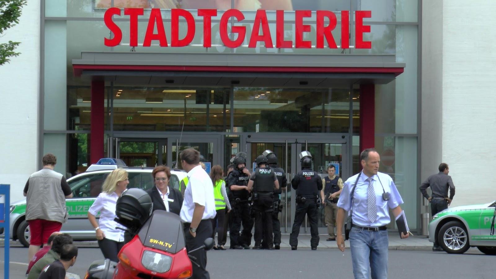 Polizeibericht Schweinfurt