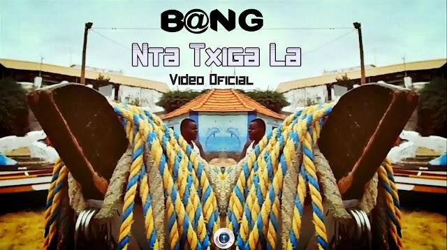 "O rapper cabo-verdiano B@ng lança o single ""Nta Txiga La"""