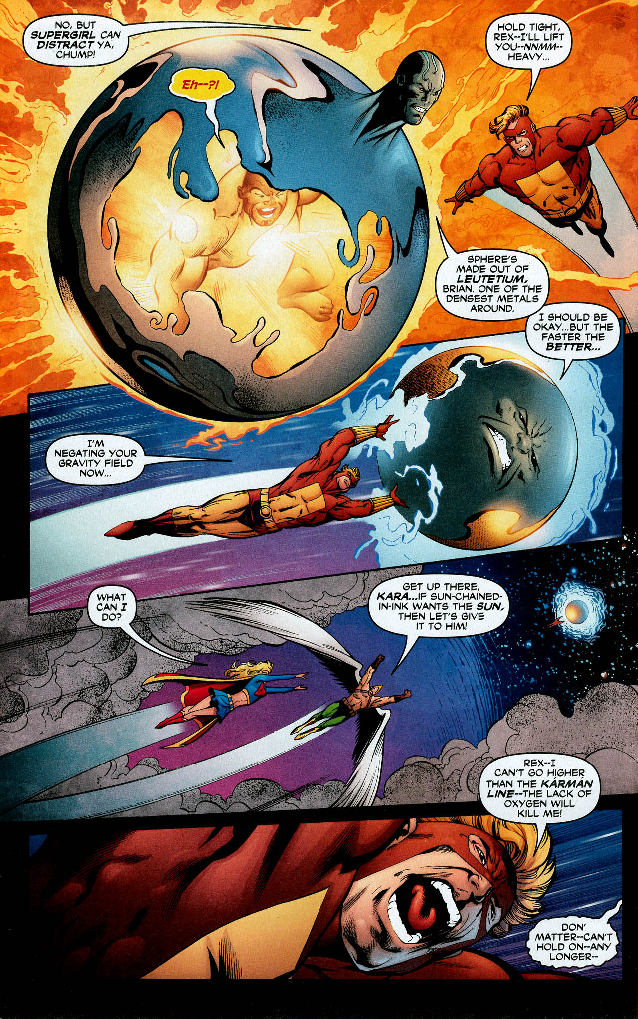 Read online Trinity (2008) comic -  Issue #14 - 26
