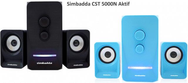 Harga Speaker Simbadda CST 5000N Aktif