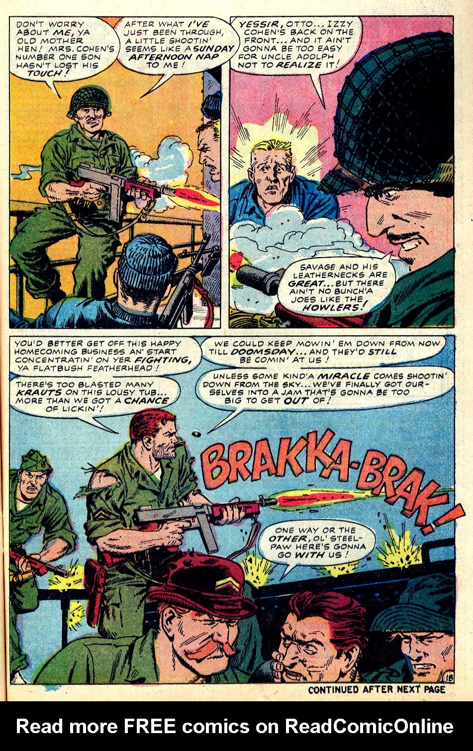 Read online Sgt. Fury comic -  Issue #59 - 25