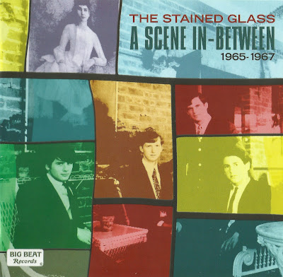 The Stained Glass -  A Scene In-Between 1965-1967