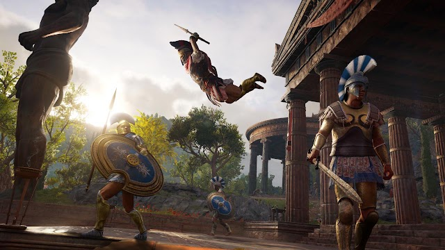 Читы для Assassin's Creed Odyssey