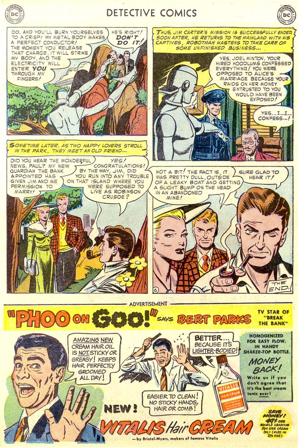 Read online Detective Comics (1937) comic -  Issue #179 - 30