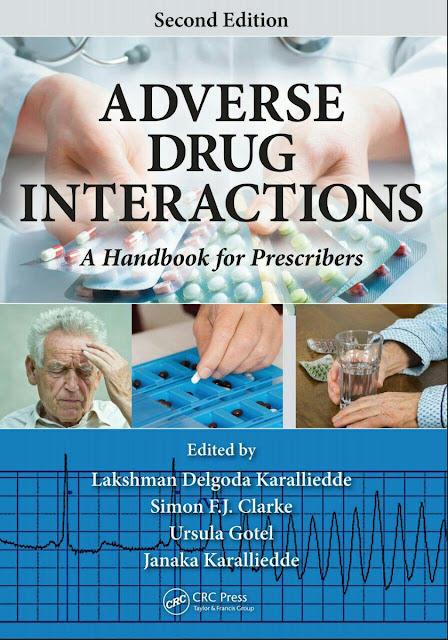 Sổ tay Tương tác thuốc bất lợi dành cho Bác sĩ kê đơn 2e