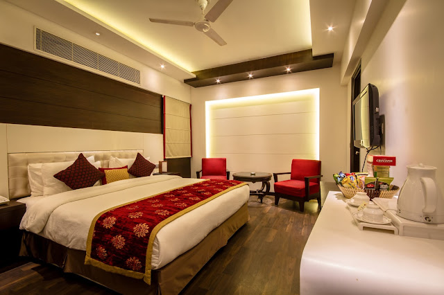 Luxury accommodation delhi - Hotel In delhi