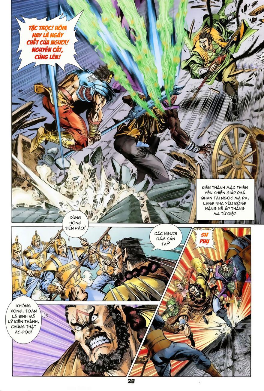 Đại Đường Uy Long chapter 74 trang 28