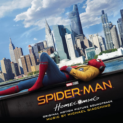 Spider-Man: Homecoming Soundtrack Michael Giacchino