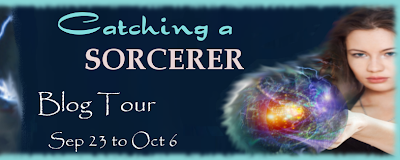 Catching A Sorcerer Blog Tour