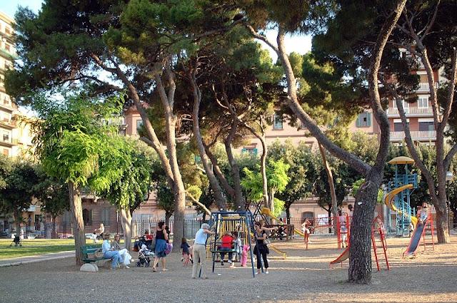 Giardini Peripato em Taranto
