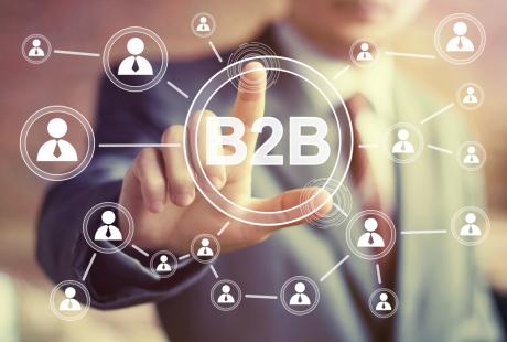B2B strategi pemasaran