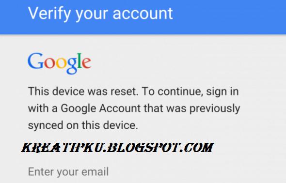 Cara Menghapus FRP Google Di Samsung Tanpa OTG