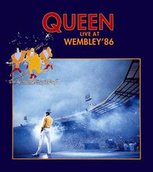 Queen Wembley 1986 Concierto Live