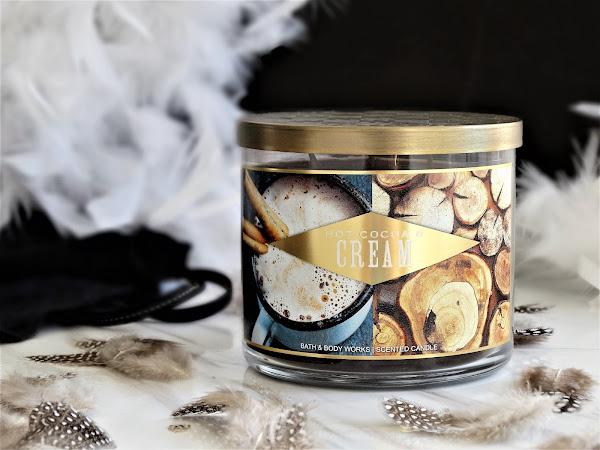 Hot Cocoa & Cream - Bath & Body Works