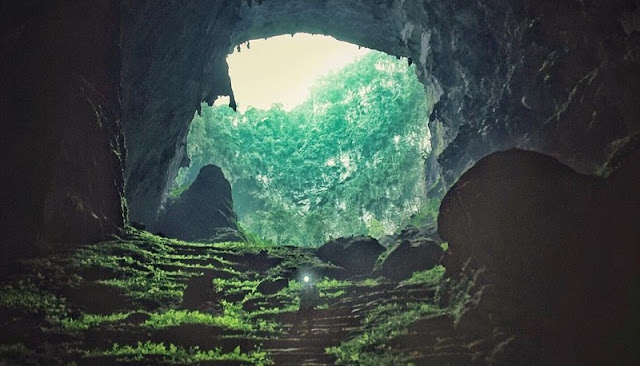 Son Doong Cave through lens of Hollywood director 5