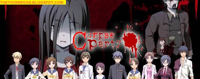 "Watch Online And Download ""Corpse Party: Tortured Souls"" Complete Hindi Subbed Series In HD,720p Only On TOONWOOD"
