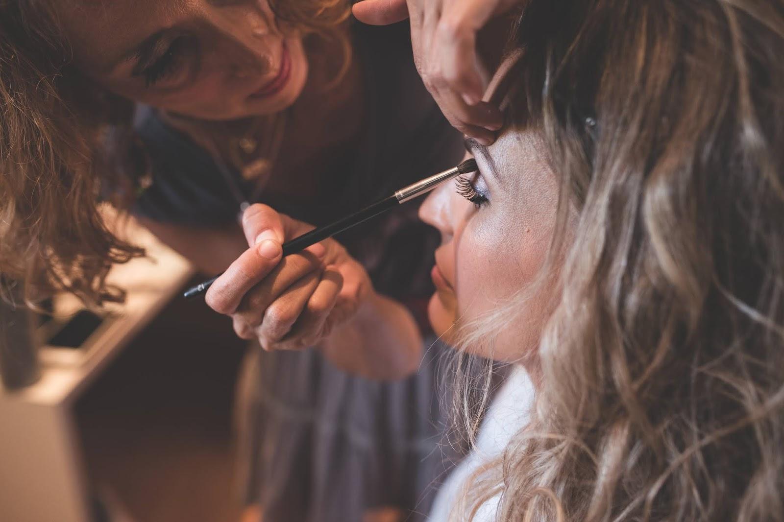 maquillaje novia 2018