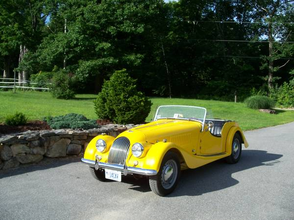 1958 Morgan Plus 4 Roadster