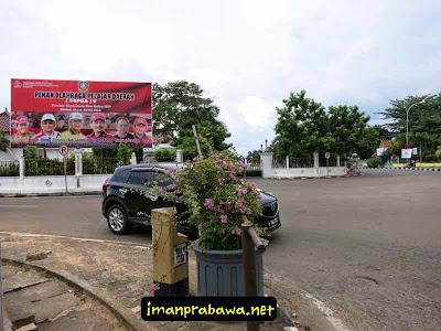 Suasana Tanjung Pinang Pelabuhan