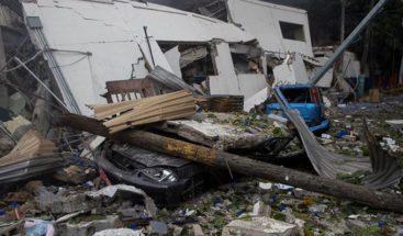 Muere paciente ingresado en hospital por explosión Polyplas