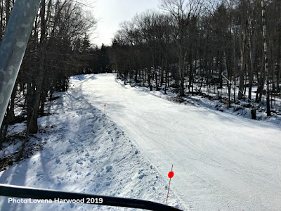 sunapee, south peak learning area, ski, learn to ski