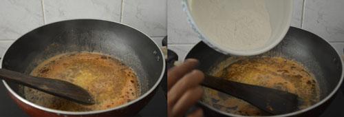Andhra style ring murukku-step by step