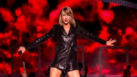 Apple transmitira conciertos de Taylor Swift en vivo